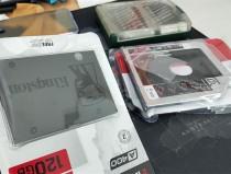 戴尔14-7447笔记版电脑加装固态硬盘全记录