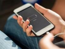 智能手机电池的正确的充电方式