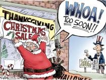 为什么不提倡过圣诞节