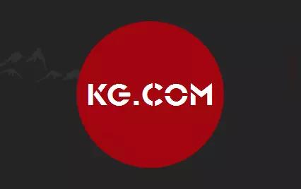 网传七位数美金收购的二字母KG.com并正式启用