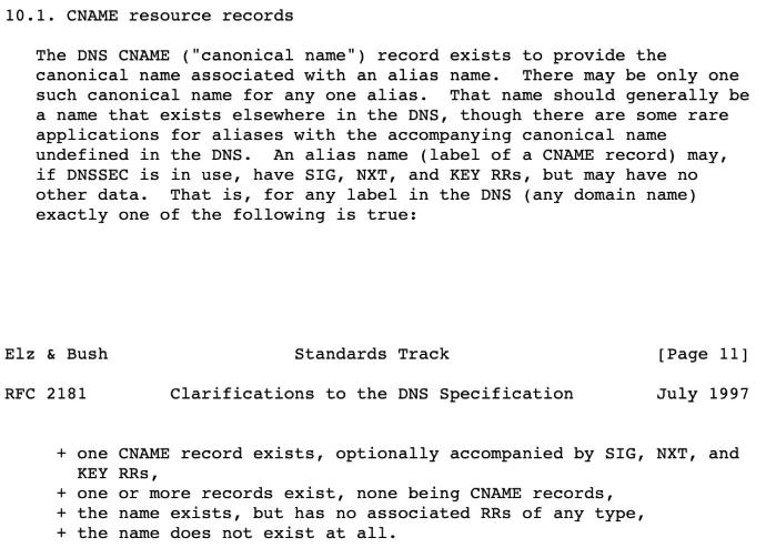 域名解析CNAME记录与MX记录冲突的解决办法 第2张